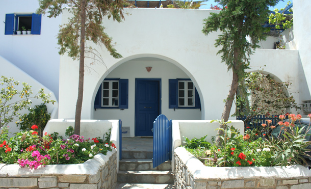 Photo of the Villa parikia, paros
